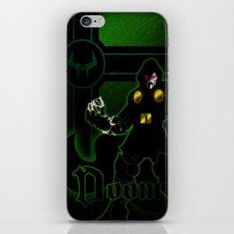 Dr Doom. iPhone Skin