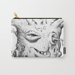 Tree Oddity Carry-All Pouch