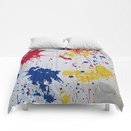 Primary Egg-plosion Comforters