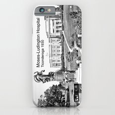 Moses-Ludington Hospital 1930 Slim Case iPhone 6