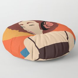 Rockin It Floor Pillow
