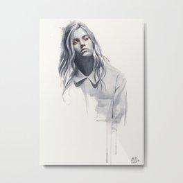 Small watercolor #04 Metal Print