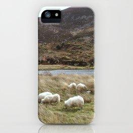Irish Countryside iPhone Case