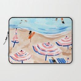 Beach Day II Laptop Sleeve