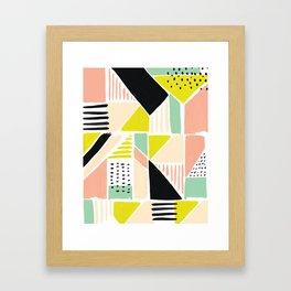 Tropicana Art Print Framed Art Print