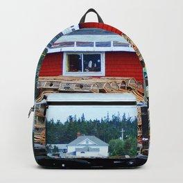 Fisherman's Shack Backpack