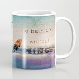 Dreams Are Wings Coffee Mug