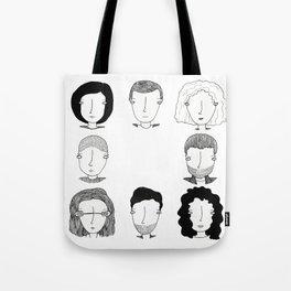 Sense8 Tote Bag