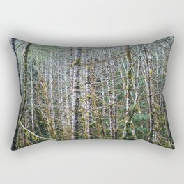 Trees: I // Oregon Rectangular Pillow