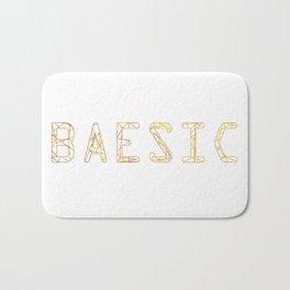 Baesic GOLD  Bath Mat