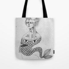 Geisha Siren Tote Bag