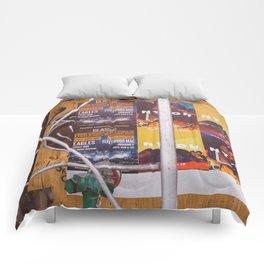 East Village Streets X Comforters
