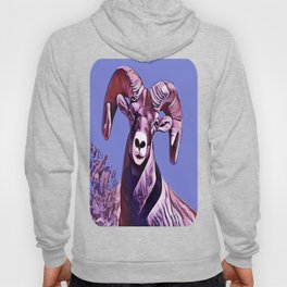 The Mountain Ram Hoody