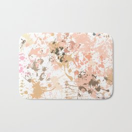Skin Tones - Liquid Makeup Foundation - on White Bath Mat