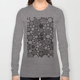 Papir iii Long Sleeve T-shirt
