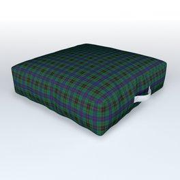 Davidson Tartan Plaid Outdoor Floor Cushion