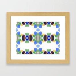 Sea Glass 11 Framed Art Print