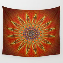 Symmetric composition 29 Wall Tapestry