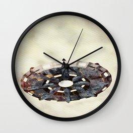 UFO Sky Wall Clock