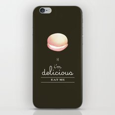 Hi I'm Delicious iPhone & iPod Skin