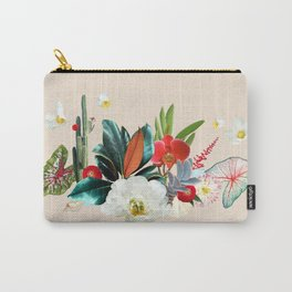 Paradise Garden Carry-All Pouch