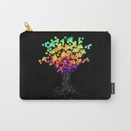 Organic Fantasy Carry-All Pouch