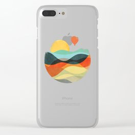 Let the world be your guide Clear iPhone Case