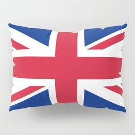 United Kingdom: Union Jack Flag Pillow Sham
