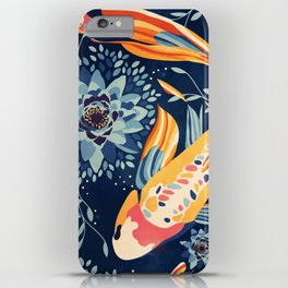 The Lotus Pond iPhone Case