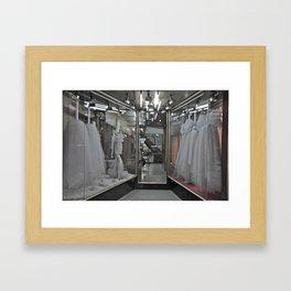Big Day Framed Art Print