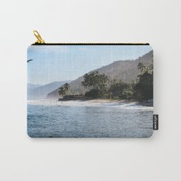 Mexico Secluded Beach Paradise  Carry-All Pouch