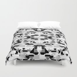 GRAPHIC TRIBE Duvet Cover