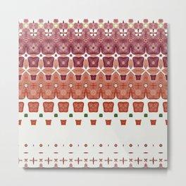 strawberry variation III Metal Print