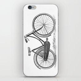 Bicycle 2 iPhone Skin