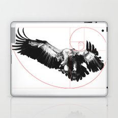 Sacred Vulture classic Laptop & iPad Skin