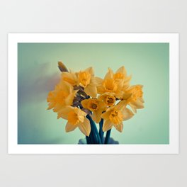 Afternoon Art Print