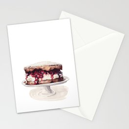 Cake Time! Stationery Cards