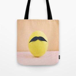 Eggmen Series: Mr. Green Tote Bag