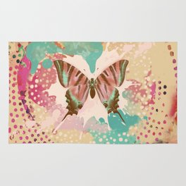 The Butterfly Experiment Rug