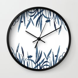 Sidewalks Wall Clock