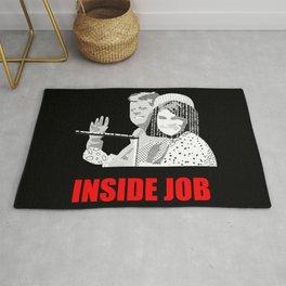 JFK Assassination: Inside Job! Rug
