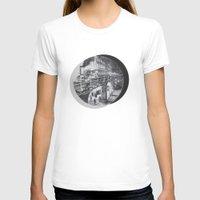 manhattan T-shirts featuring Manhattan by Margo Orlovik