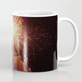 Fireworks and Smoke Coffee Mug