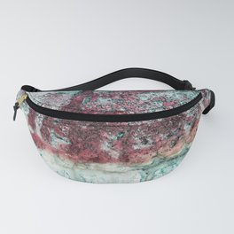 Beach Vibe in Pink Fanny Pack