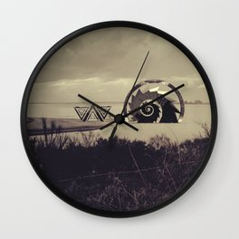 Intervention 39 Wall Clock