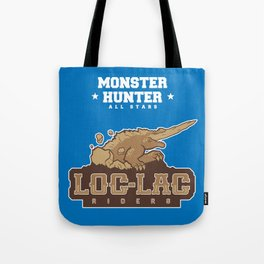 Monster Hunter All Stars - Loc-Lac Riders Tote Bag