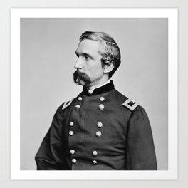General Joshua Lawrence Chamberlain Art Print