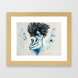 Windswept Framed Art Print