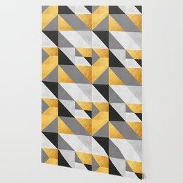 Gold Composition I Wallpaper