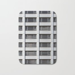 modern architecture - repeating Bath Mat